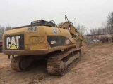 Trattore a cingoli usato poco costoso 320d 2014 dell'escavatore del macchinario edile