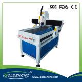Router 6090 di CNC della macchina per incidere di CNC mini per la fabbricazione del segno