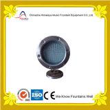 물 음악 샘을%s 착색한 LED 램프를 방수 처리하십시오