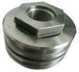 Cilindro hidráulico de acero Forja de mecanizado Pistón