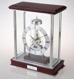 Orologio della Tabella del carillon con la base di legno K3024n