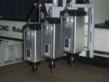 1325 Vacuum Tabble, Three Stage, Servo Motorista, Nc Sistema Studio, máquina profissional porta de madeira CNC Router