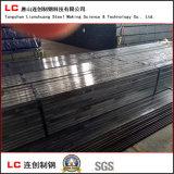 防水ファブリックが付いている油をさされた黒い長方形鋼管