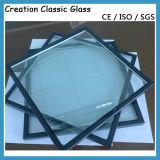 和らげられた5+12A+5はまたは建物ガラスのためのガラスを薄板にするか、または絶縁した
