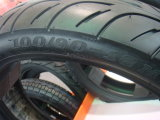 Qingdao Motorcycle Tyre und Motorcycle Inner Tube mit Scooter Tyre