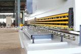 Prix de tonte hydraulique de la machine QC11y-8X6000 du découpage en aluminium de plaque