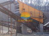 Große Kapazitäts-Stein-Felsen, der Prallmühle-Maschine bricht