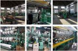 Machine de fabrication couvrante de peluche de textile