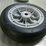 Rotella di gomma solida per il carrello dei carrelli