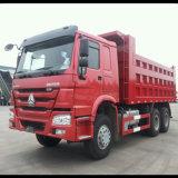 Cnhtc Sinotruk HOWO 6X4 de Kipper van 40 Ton/de Vrachtwagen van de Stortplaats