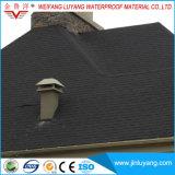 Preiswertes Preis-Schwarzes lamellierter Asphalt-Dach-Schindel