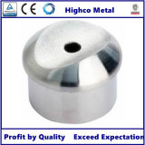 Adattatore di tubo per il corrimano e la balaustra dell'acciaio inossidabile