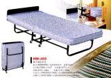 매트리스를 가진 접히는 침대 또는 호텔 침대 또는 병상 많은 크기 및 색깔