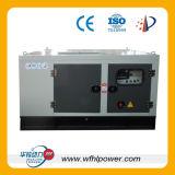 Generador refrigerado por agua del gas natural