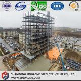 Bâtiment résidentiel à construction rapide en acier Structure