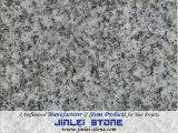 Samsonの白いG603磨く水晶灰色の花こう岩のタイル