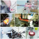 Máquina de aquecimento de alta freqüência da indução para a soldadura do evaporador
