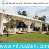 Wasserdichtes Segeltuch-im Freien großes permanentes AluminiumHochzeitsfest-Festzelt-Zelt