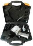 Outil pneumatique lourd de support de pneu de clé de gestionnaire de choc de la clé de choc d'adhérence de pistolet 1/2
