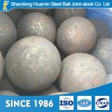 Jinan Zhangqiu 145mm Uitstekende kwaliteit Gesmede Malende Ballen van het Staal