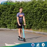 Scooter 2016 électrique pliable de poids léger de batterie au lithium d'Ecorider