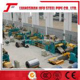 Prezzo basso della riga saldata alta frequenza del laminatoio di tubo dalla Cina
