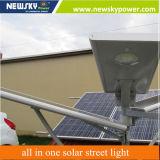20W 8W alle in einem integrierten Solar-LED-Garten-Straßenlaterne