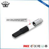 Kit Alto-Trasparente del dispositivo d'avviamento della sigaretta del vaporizzatore E della cartuccia dell'olio di abitudine 0.5ml Cbd