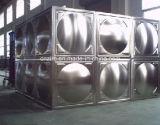 Réservoir d'eau de solides solubles 304/réservoir de stockage de l'eau catégorie comestible solides solubles 304
