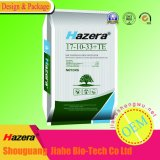 17 - 10 - 33 NPK Powder Water Soluble Fertilizer Ratio for Drip Irrigation