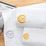Fabricante blanco 100% de las toallas de baño del hotel de Terry del algodón Tow-001