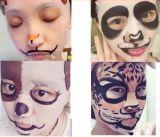 OEM di Skincare, il migliore cristallo del collageno del giunto di riduzione del poro, mascherina facciale animale
