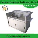 Lamiera sottile Metal Frame Fabrication per Self Service Machine