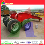 80-100tons Heavy Duty 2line 4axle Semi-reboque Lowbed Dolly