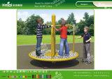 Kaiqi Kind-Unterhaltungs-Schwingen-Spiel-Sets für im Freienspielplatz