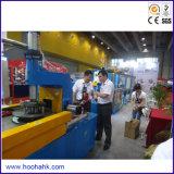 Máquina da extrusão do fio do cabo do PVC e do LDPE