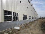 Costruzione prefabbricata della tettoia della struttura d'acciaio