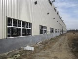 Prefabricated 강철 구조물 헛간 건축