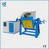 Máquina de alta velocidade certificada Ce da fornalha do aquecimento de indução