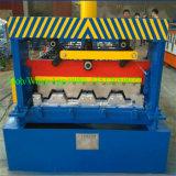 La cubierta de suelo lamina la formación de la máquina