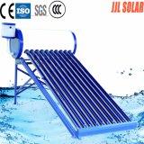 真空管の太陽給湯装置(太陽熱いコレクター)