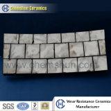 Chemshun le stuoie di gomma con le mattonelle dell'allumina utilizzate nel prodotto chimico