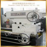 Cw61100高精度な競争の軽い水平の金属の旋盤機械価格