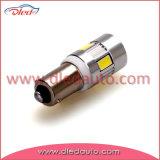 Lampadina 12V LED di alto potere LED di Non-Polarità di Ba9s 6*5730SMD