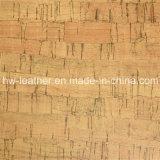 家具の箱のパッケージHw-668のための木製の穀物のソファーPUの革