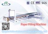 Doble capa de papel de la viruta y de apilamiento de la máquina
