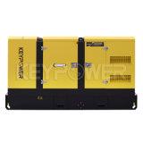 Gelbe Farben-Cummins-leiser Typ Dieselgenerator-Set