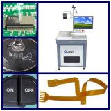 UV Laser die op Metaal en niet-Matal merken