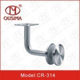 Steel di acciaio inossidabile Handrail Bracket per Handrail e Railing