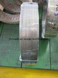 Провод плоского латунного провода застежки -молнии медный, провод никеля